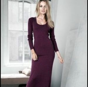 Long Sleeve Knit Maxi Dress 👗